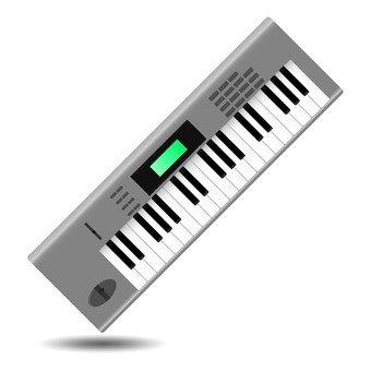 Keyboard (silver)