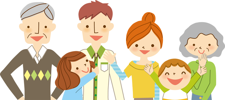3 generation family 02