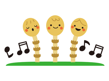 Chorus of Tsukushi