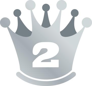 Crown 【Silver】