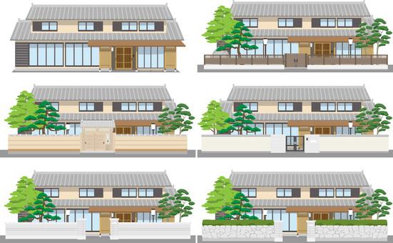 Japanese house summary with mochi 6