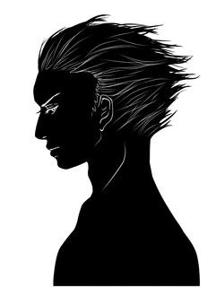 Silhouette (Facial expression)