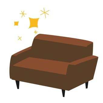 Moving - a new sofa