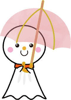 Terteru Shaved 13_03 (umbrella)
