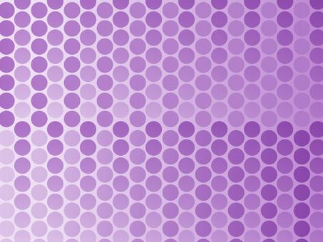 深紫色圓點