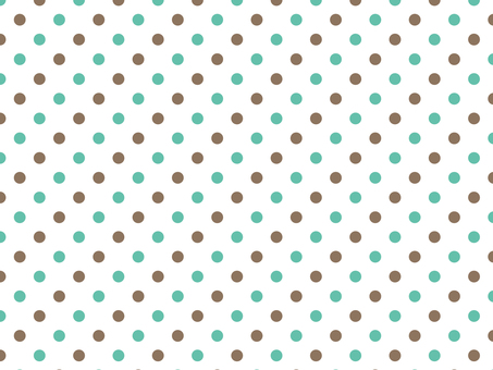 Dot ● Brown × Green