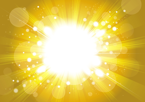 Light image background gold