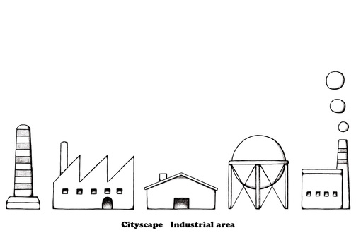 Cityscape Industrial