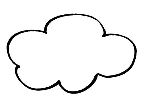 Simple cloud balloon