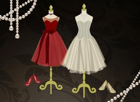 Party dress · set 【2】