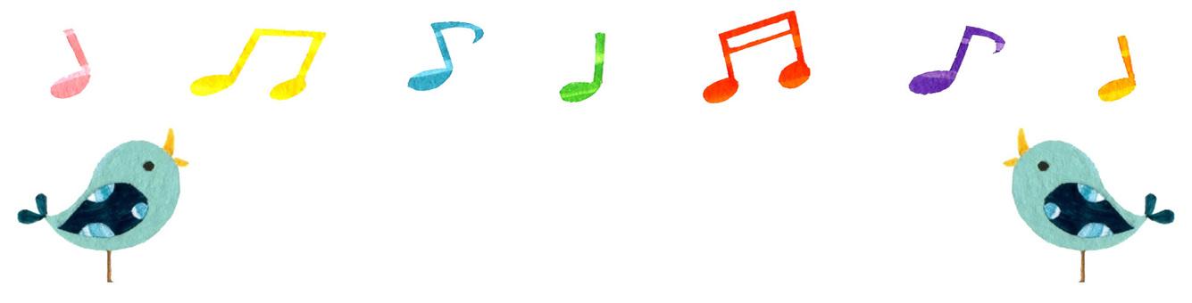 Blue bird song