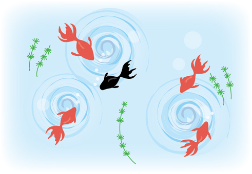 Illustrations free goldfish goldfish