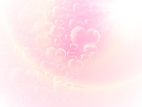 Slightly pink color