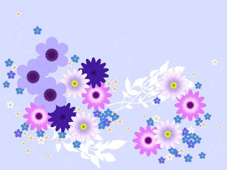Flower frame 47