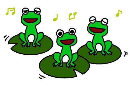 Frog chorus 2