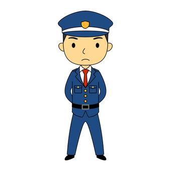 Male full body guard 2