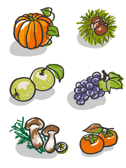 Autumn taste