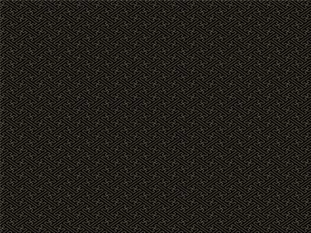 Background of Saji style (black)