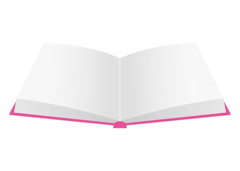 Book material Pink
