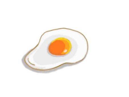 Fried eggs ②