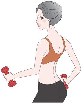 Women - Beauty, fitness, diet