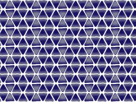Hand drawn tile pattern 2