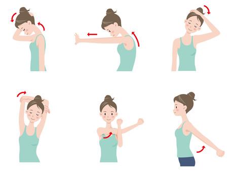 Stretch illustration
