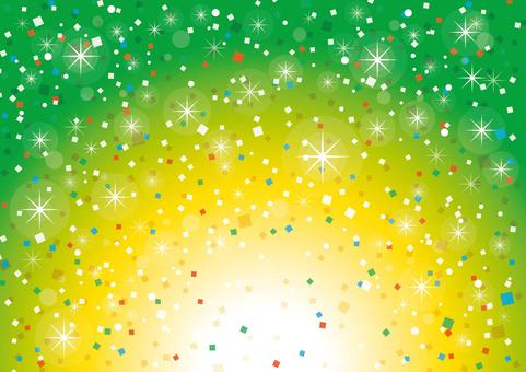Confetti Snow Background 03