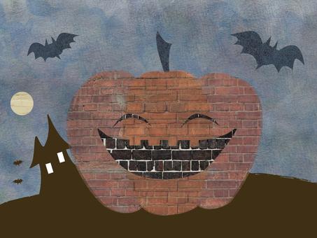 Halloween Ghost Pumpkin