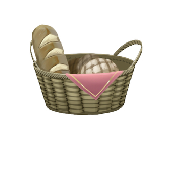 Basket (with bread)