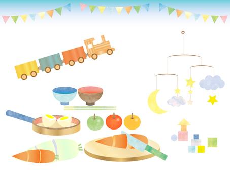 Children's · Toys set