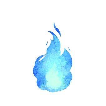 氣體1的火焰