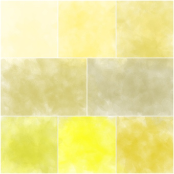 Color palette (yellow)