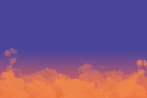 03 저녁 하늘