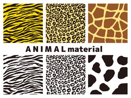 Animal pattern set