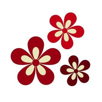 Red flower 9