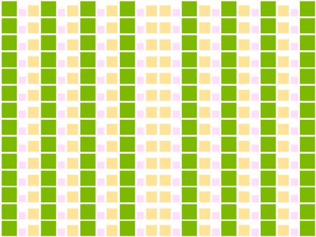 Spring color pattern