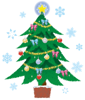 Christmas tree 61