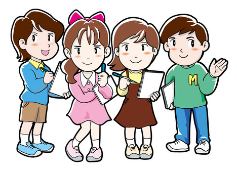 초등학생 그룹