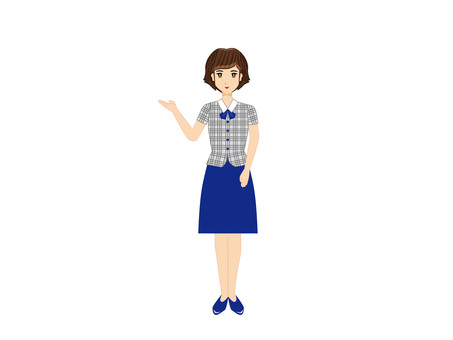 Working Woman (Administrative 3-1)