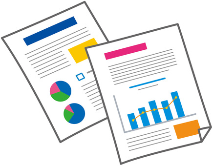 Business document (color)
