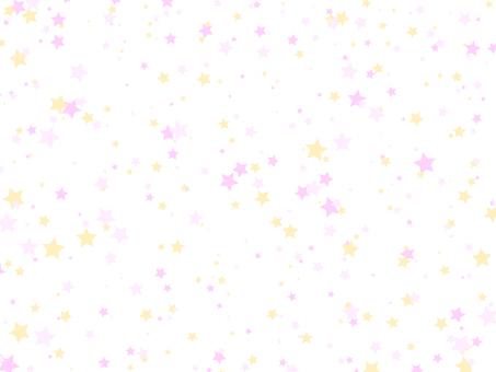 Star background 8 Pink ver