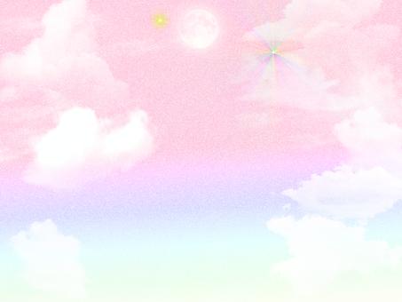 Sky (pastel 004)