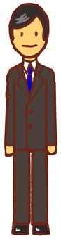 Men in suits 1