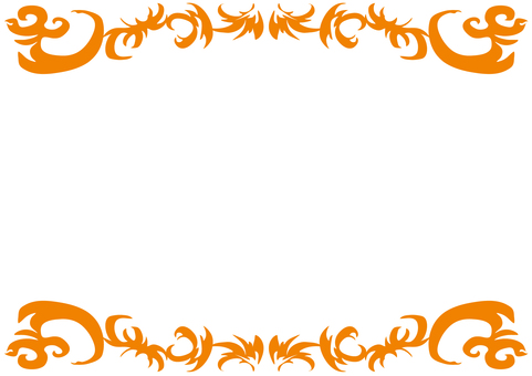 Card - Pattern C · Orange