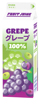 Grape juice_pack 1L