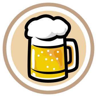 맥주 아이콘