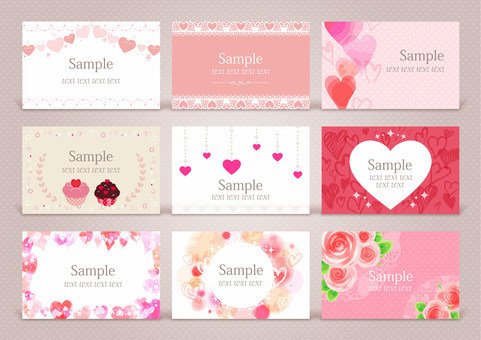 message card set02
