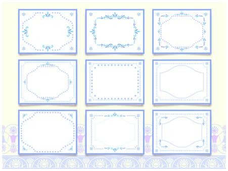 Pattern card 02