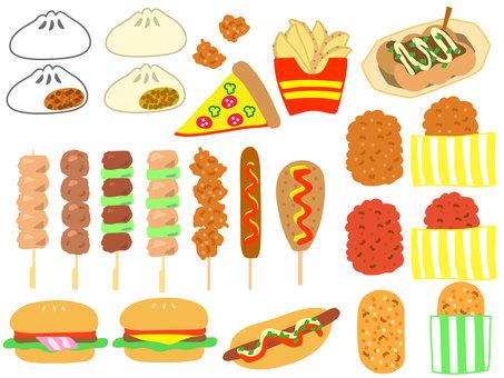 Hot Snack Set